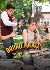Bruno and Boots: This Can't Be Happening at Macdonald Hall Netflix MX (Mexico)